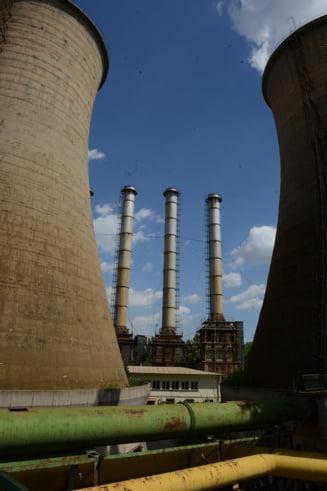 Alimentarea cu energie a Romaniei ar putea sa depinda, la iarna, de o companie aflata in insolventa