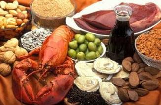 Alimente care ajuta la o mai buna absorbtie a fierului