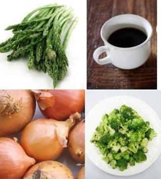 Alimente care te fac sa mirosi urat