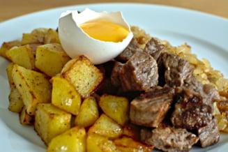 Alimente de evitat, pentru a tine colesterolul sub control