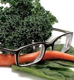 Alimente pentru o vedere buna