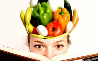 Alimente pentru un creier care sa mearga brici