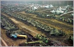 Alimente radioactive in Ucraina, la 25 de ani dupa dezastrul de la Cernobil