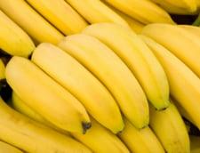 Alimentul zilei: Banana - calorii si valori nutritionale