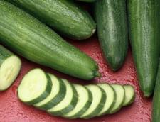 Alimentul zilei: Castravete - calorii si valori nutritionale
