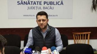 """Alin Nastasa, fostul director al DSP Bacau, se destainuie: """"Faptele mereu vor demonstra de ce vorbele nu inseamna nimic"""""""