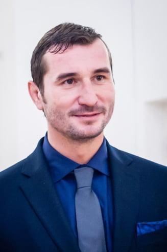 Alin Petrache a demisionat din fruntea Comitetului Olimpic si Sportiv Roman