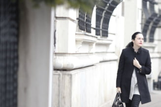 Alina Bica, in fata magistratilor care o judeca pentru coruptie, dar ca avocat in dosarul lui Scripcaru
