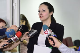 Alina Bica a contestat la CCR ordonanta prin care a fost abrogata OUG 13