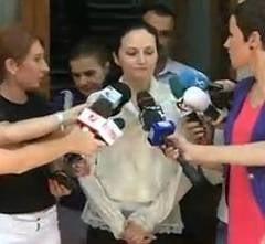 Alina Bica cere audierea lui Traian Basescu in instanta - judecatorii nu sunt de acord