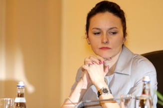 Alina Bica ramane in arest preventiv