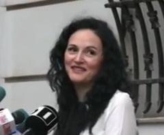 Alina Bica vrea sa fie avocat la Craiova, dar sa activeze in Baroul Iasi