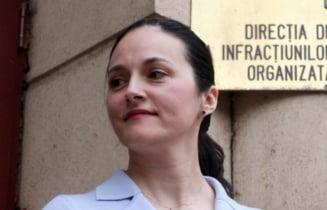 Alina Bica vrea sa fie pusa in libertate