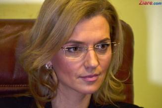 Alina Gorghiu: Antonescu poate fi o solutie buna pentru PNL