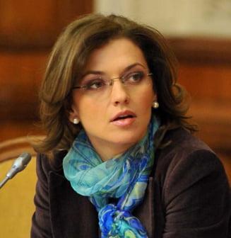 Alina Gorghiu: Daca USL se rupe, PNL se va simti ca pestele in apa in Opozitie. Nu tinem doliu - Interviu