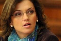 Alina Gorghiu: E de mirare ca nivelul disensiunilor in USL e atat de mic Interviu