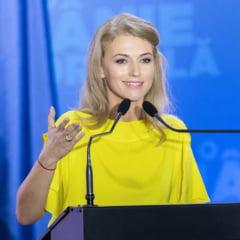 Alina Gorghiu: O dezbatere Iohannis-Dancila e inoportuna. Nu primim lectii de conduita de la PSD