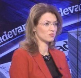 Alina Gorghiu: Ponta a fost coleg de bancuta cu Udrea si girat de Basescu