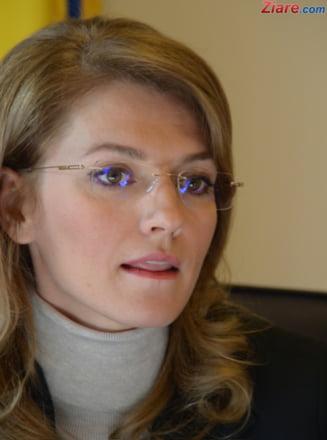 Alina Gorghiu: Romania nu poate fi condusa de ce se rebuteaza la PSD