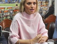 Alina Gorghiu: Sper ca sfarsitul de an ne va prinde cu o motiune de cenzura votata de majoritatea din Parlament