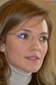 Alina Gorghiu, audiata in dosarul de mita al lui Mihail Vlasov