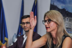 Alina Gorghiu, despre Kovesi: Pe mine ma lasa rece cine e in spatele unui comunicator. Sa nu criticam decizia prezindentiala