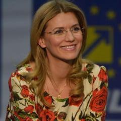 Alina Gorghiu candideaza pentru Senat la Timis, in locul lui Vasile Blaga - UPDATE
