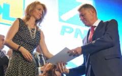 Alina Gorghiu este noul presedinte al PNL. Iohannis: Vedem dorinta PNL de a se reforma, moderniza. Blaga: Vom lucra foarte bine impreuna