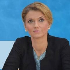 Alina Gorghiu va fi presedinte unic al PNL. Niciun inlocuitor pentru Blaga Update