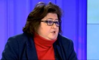 Alina Mungiu-Pippidi: Nu o sa ma duc consilier cu carte de munca la Cotroceni