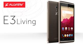 Allview a lansat un telefon ieftin dual-SIM, pentru pasionatii de selfie-uri