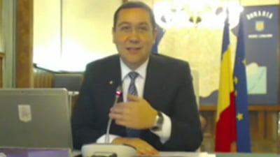 Alocatiile a 11.000 de copii, impozitate - Ponta vrea ca vinovatii sa fie pedepsiti