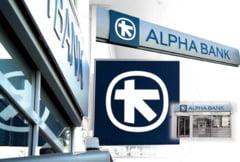 Alpha Bank scapa de o executare silita de 600.000 de euro - precedent important