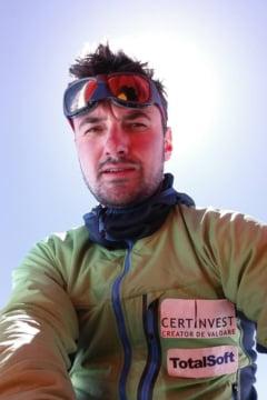 Alpinistul Alex Gavan, numit consilier ministerial