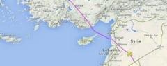 Alt zbor riscant pentru Malaysia Airlines: Pentru a evita Ucraina, a deviat un zbor prin Siria