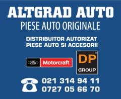 AltGrad lanseaza noul website dedicat piese auto Ford | Catalog.Altgradauto.ro !
