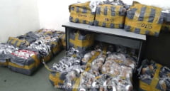 Alte confiscari in Vama Giurgiu. Valoarea totala: aproape 300.000 de lei