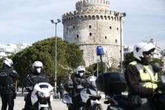 Altercatii in Grecia intre politie si neonazisti care doreau sa sarbatoreasca Pastele, in ciuda coronavirusului