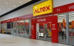 Altex anunta deschiderea unui nou magazin la Sibiu