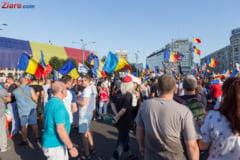 Alti doi protestatari au fost retinuti dupa violentele din 10 august