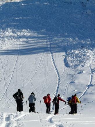 Alti schiori au murit in Austria, in urma unei avalanse