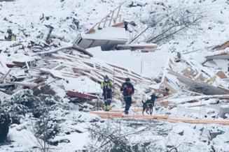Alunecare de teren de proportii in Norvegia. Echipele de interventie nu se asteapta sa mai gaseasca supravietuitori