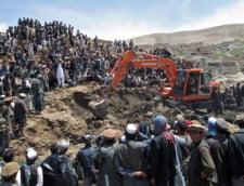 Alunecarea de teren din Afganistan: Numarul mortilor a depasit 2.000