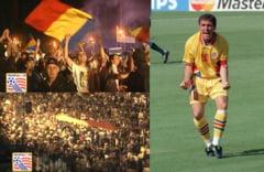 """Am trait impreuna vara nebuna a lui '94: """"Hagi presedinte"""" si golul care a scos Romania in strada"""