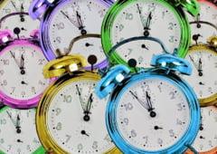 Am trecut la ora de vara, nu uitati sa dati ceasurile inainte!