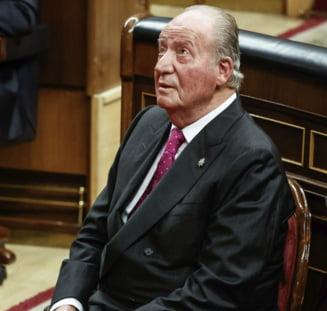 Amanta regelui Juan Carlos acuză că ar fi fost spionată de serviciile secrete de la Madrid. Suma enormă primită de la fostul monarh