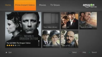Amazon Prime Video s-a lansat in Romania: E un concurent direct pentru Netflix