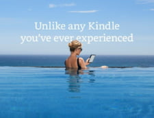 Amazon lanseaza primul Kindle rezistent la apa