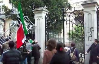 Ambasada Iranului din Paris a fost atacata. Teheranul acuza politia franceza ca a reactionat tarziu