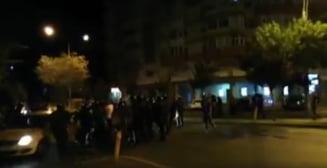 Ambasada Israelului: Patru turisti israelieni au fost batuti de jandarmi, la protestul de vineri. Este inacceptabil (Video)